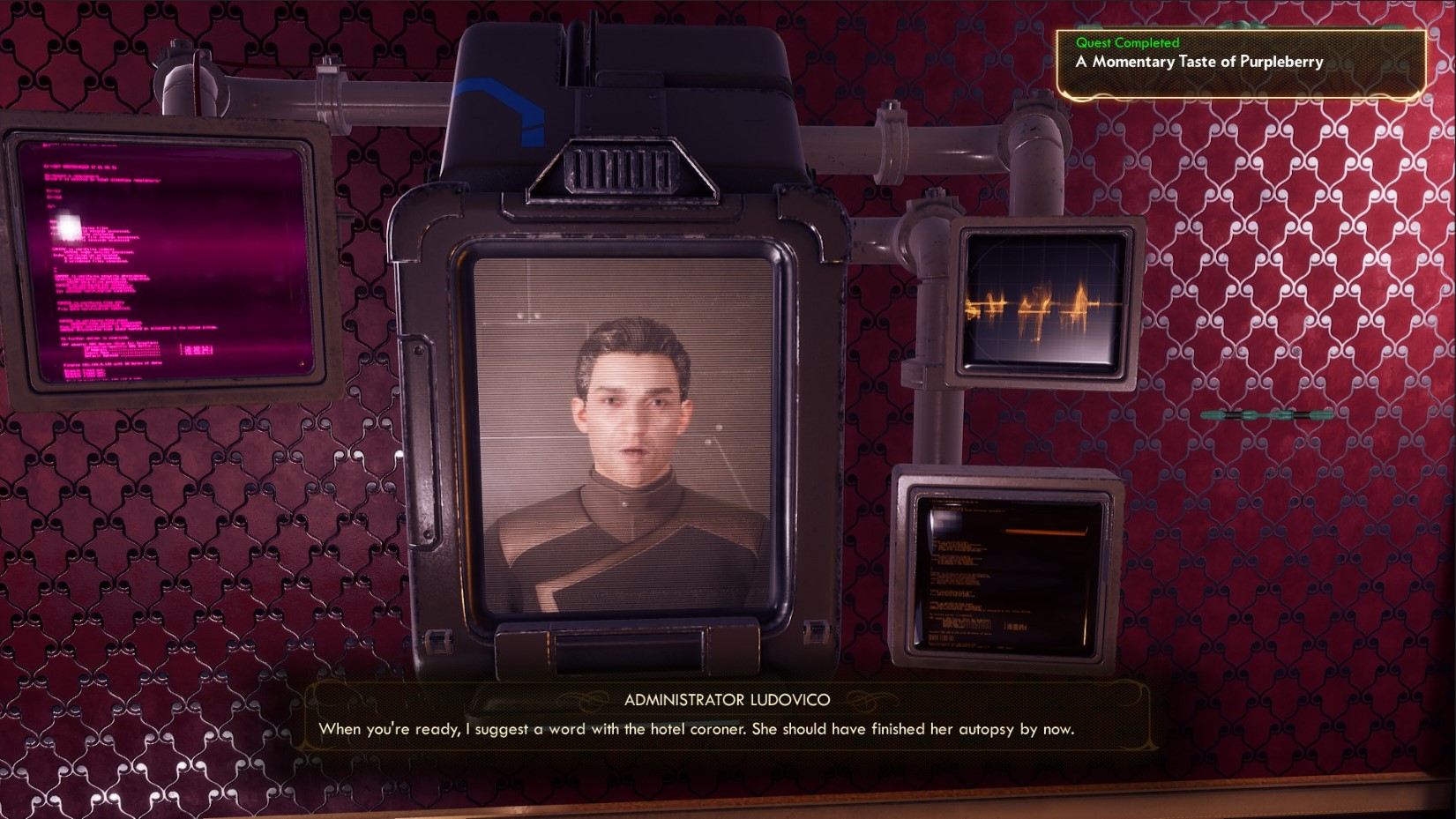 The Outer Worlds: Murder on Eridanos Walkthrough   Who to Accuse, How to get the Best Ending - VG247