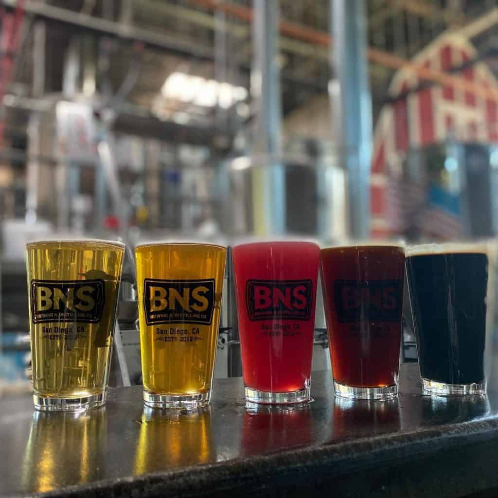 BNS Brewing and Distilling Company